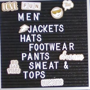 Other - Mens Wear